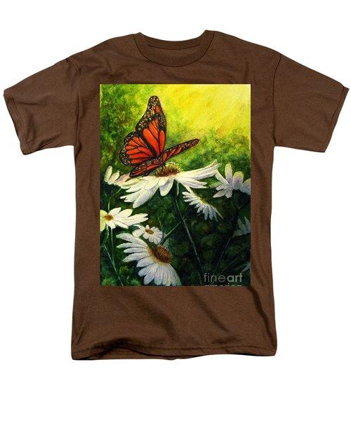 A Life-changing Encounter Men's T-Shirt  (Regular Fit) by Hazel Holland