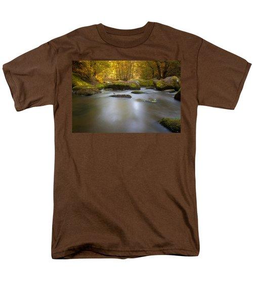 Waldnaab Tal  Men's T-Shirt  (Regular Fit)