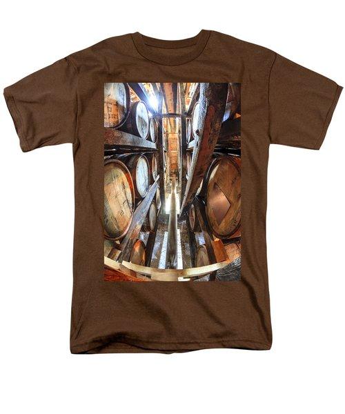 Bourbon Warehouse Men's T-Shirt  (Regular Fit) by Alexey Stiop