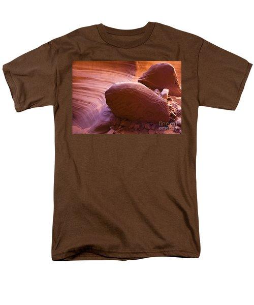 Canyon Rocks Men's T-Shirt  (Regular Fit) by Bryan Keil