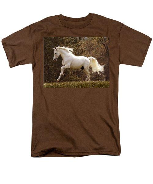Dream Horse Men's T-Shirt  (Regular Fit) by Melinda Hughes-Berland