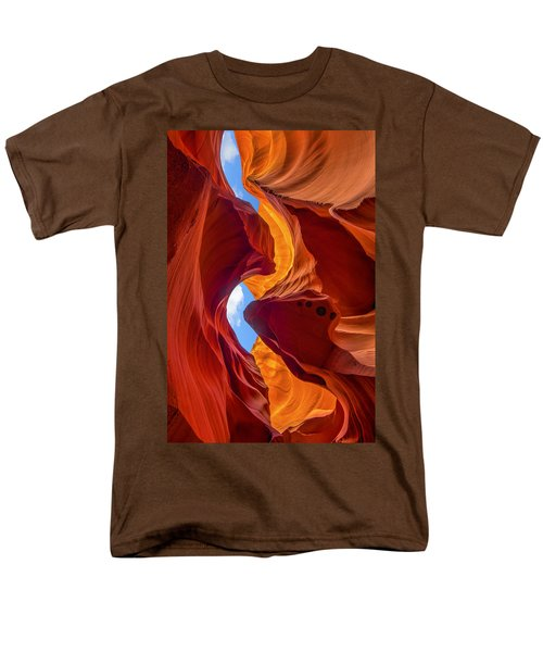 Enduring Beauty  Men's T-Shirt  (Regular Fit) by Dustin  LeFevre