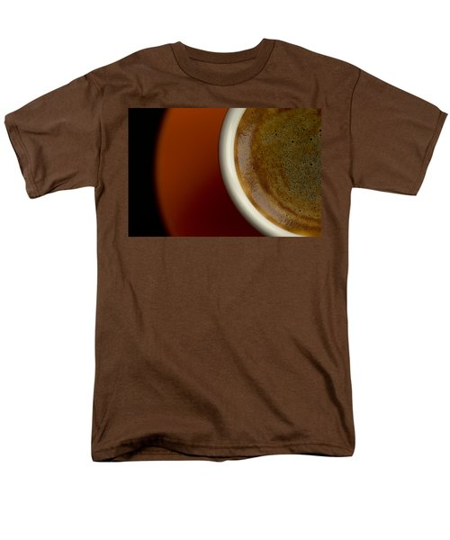Espresso Men's T-Shirt  (Regular Fit) by Chevy Fleet