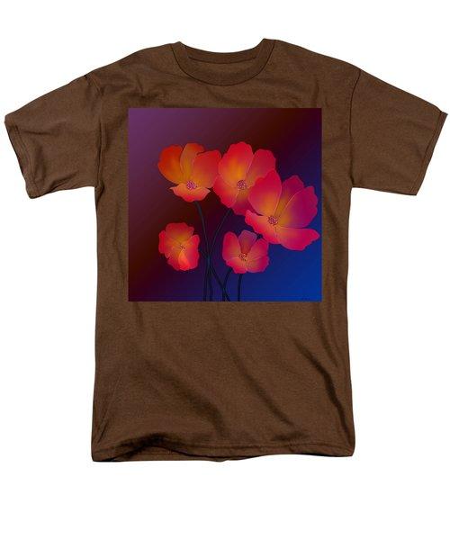 Men's T-Shirt  (Regular Fit) featuring the digital art Glorious by Latha Gokuldas Panicker