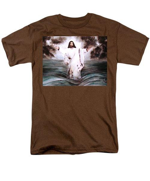 I Am Men's T-Shirt  (Regular Fit) by Hazel Holland