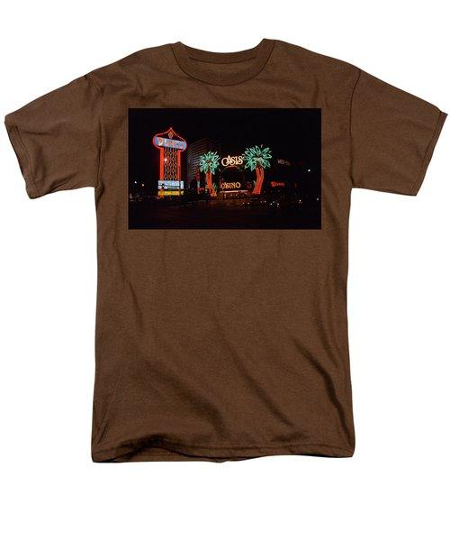 Las Vegas 1983 Men's T-Shirt  (Regular Fit) by Frank Romeo