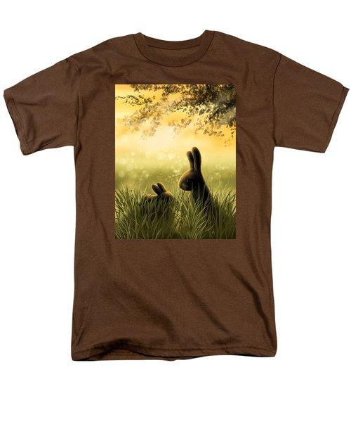 Love Men's T-Shirt  (Regular Fit) by Veronica Minozzi