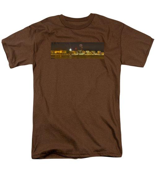 Madison New Years Eve Men's T-Shirt  (Regular Fit) by Steven Ralser