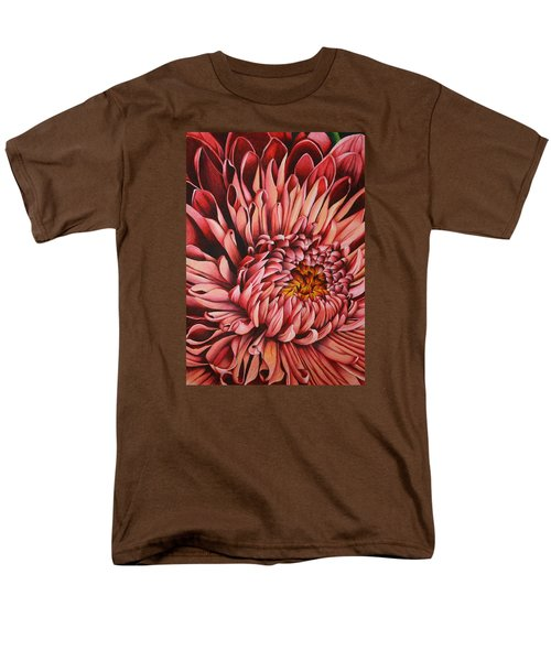 Pink Mum Men's T-Shirt  (Regular Fit) by Bruce Bley