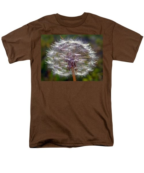 Men's T-Shirt  (Regular Fit) featuring the photograph Poof by Joseph Skompski