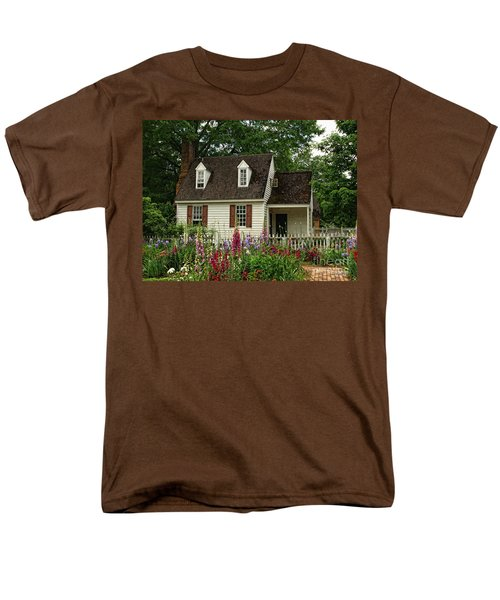 Quaint  Men's T-Shirt  (Regular Fit) by Shari Nees