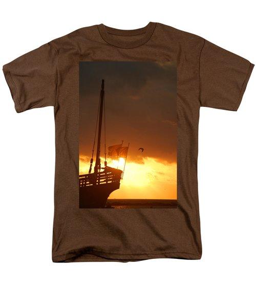 The Nina  Men's T-Shirt  (Regular Fit) by Leticia Latocki