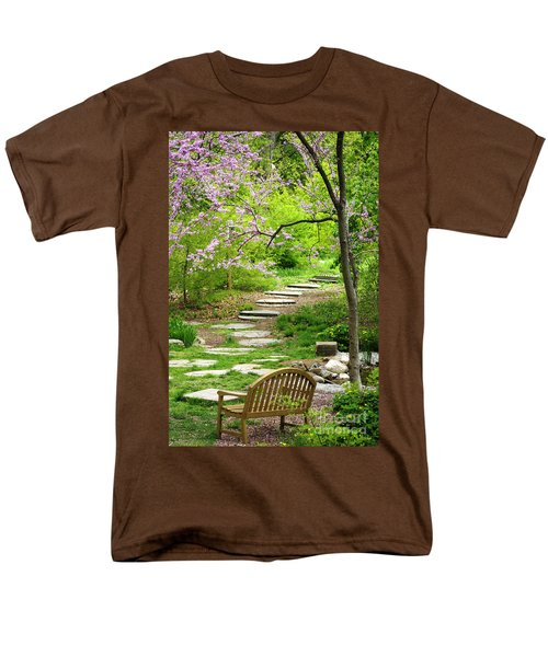 Tranquility Men's T-Shirt  (Regular Fit) by Living Color Photography Lorraine Lynch