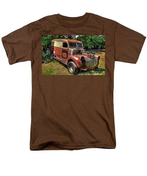 1941 Chevy Van Men's T-Shirt  (Regular Fit) by Paul Mashburn