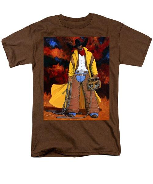 10 Pac Men's T-Shirt  (Regular Fit) by Lance Headlee