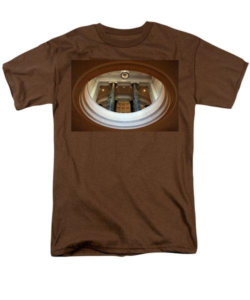 Men's T-Shirt  (Regular Fit) featuring the photograph An Oculus by Cora Wandel