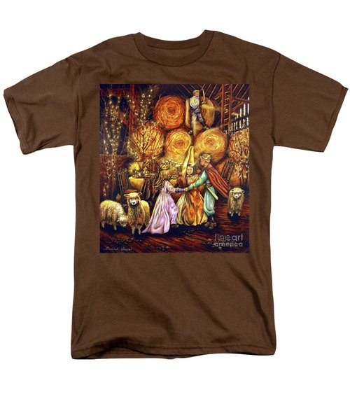 Children's Enchantment Men's T-Shirt  (Regular Fit) by Linda Simon