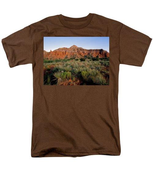 Palo Duro Canyon Men's T-Shirt  (Regular Fit)