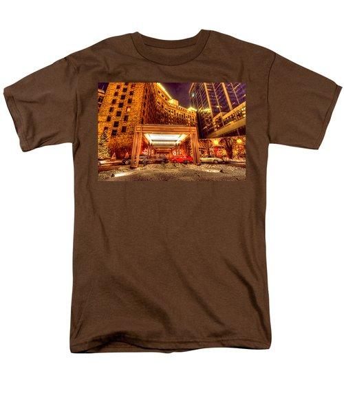 Saint Paul Hotel Men's T-Shirt  (Regular Fit) by Amanda Stadther