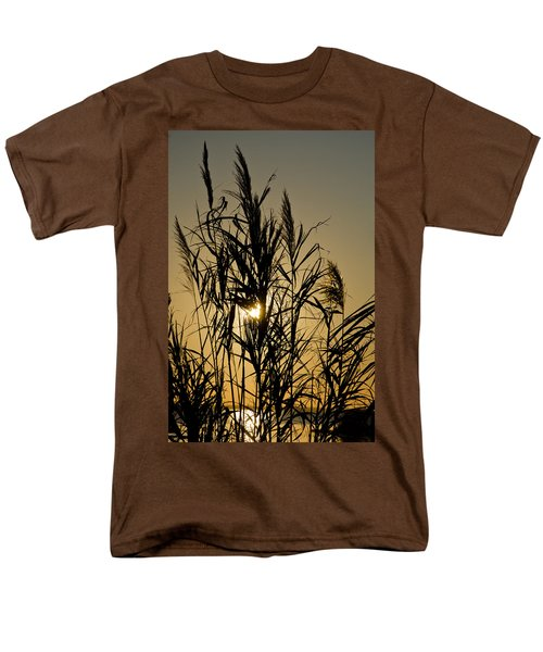 Men's T-Shirt  (Regular Fit) featuring the photograph Whalehead Sunset Obx #3 by Greg Reed