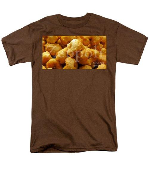 Men's T-Shirt  (Regular Fit) featuring the photograph Zeppoli by Lilliana Mendez