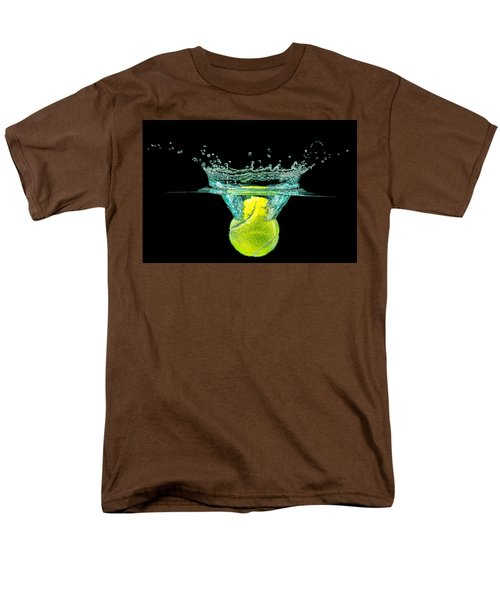 Tennis Ball Men's T-Shirt  (Regular Fit) by Peter Lakomy