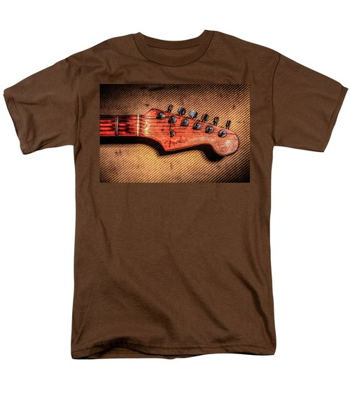 '56 Stratocaster Men's T-Shirt  (Regular Fit) by Ray Congrove