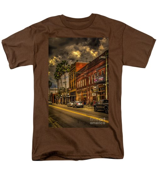 7th Avenue Men's T-Shirt  (Regular Fit) by Marvin Spates