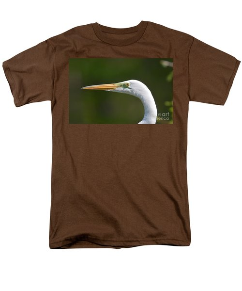 Men's T-Shirt  (Regular Fit) featuring the photograph A Beautiful Face by Kathy Baccari