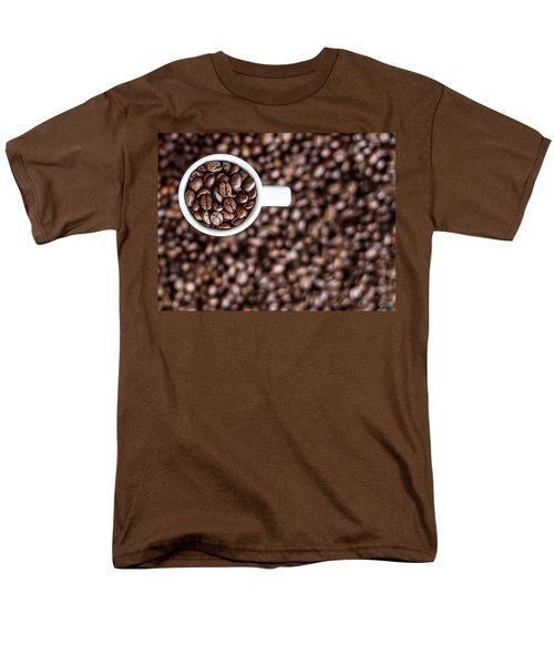 A Familiar Blend Men's T-Shirt  (Regular Fit) by Aaron Aldrich