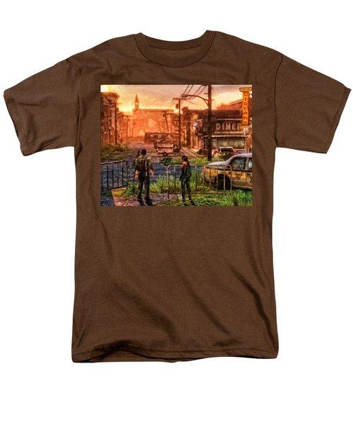 A Long Journey Men's T-Shirt  (Regular Fit) by Joe Misrasi
