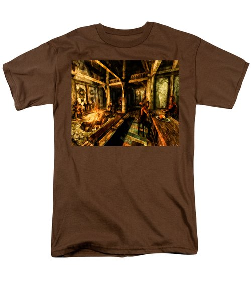 A Place To Relax Men's T-Shirt  (Regular Fit) by Joe Misrasi