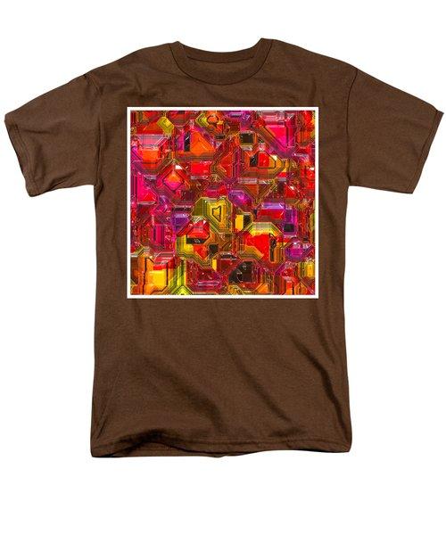 Abstractions... Men's T-Shirt  (Regular Fit)