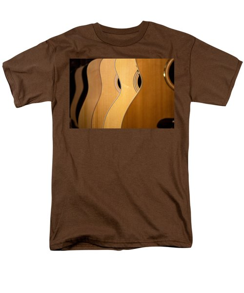 Acoustic Design Men's T-Shirt  (Regular Fit) by John Rivera