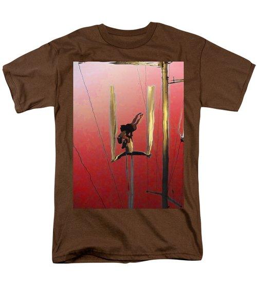 Acrobatic Aerial Artistry1 Men's T-Shirt  (Regular Fit)