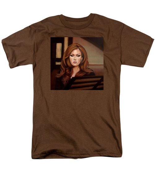 Adele Men's T-Shirt  (Regular Fit) by Paul Meijering