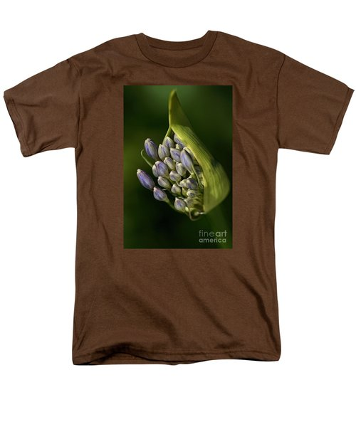 Men's T-Shirt  (Regular Fit) featuring the photograph Agapanthus by Joy Watson