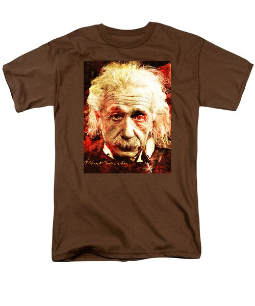 Albert Einstein  Men's T-Shirt  (Regular Fit)