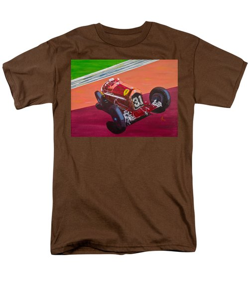 Alfa Romeo Tipo B P3  Men's T-Shirt  (Regular Fit)