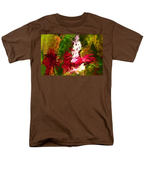 Men's T-Shirt  (Regular Fit) featuring the digital art Alice by Richard Thomas