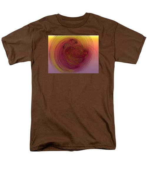 Alimentare Men's T-Shirt  (Regular Fit) by Jeff Iverson