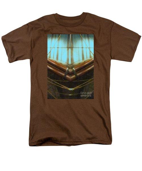 All Fore Naut Men's T-Shirt  (Regular Fit) by Barbie Corbett-Newmin