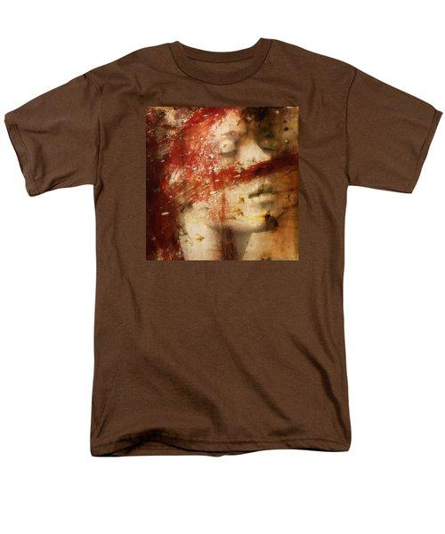 Almost Extinguished Men's T-Shirt  (Regular Fit) by Gun Legler