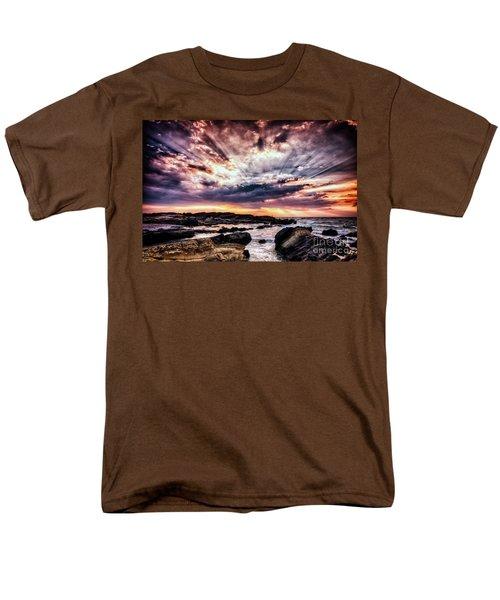 Alpha And Omega Men's T-Shirt  (Regular Fit) by John Swartz