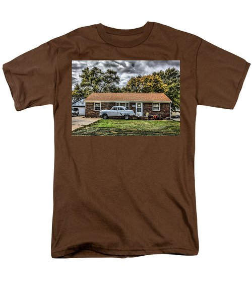 American Dream Revisited  Men's T-Shirt  (Regular Fit) by Ray Congrove