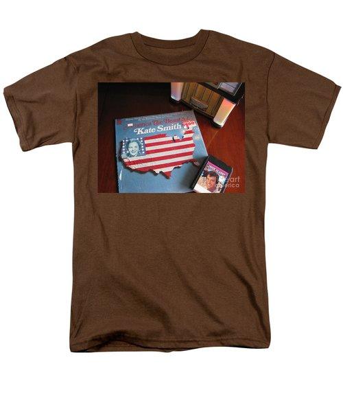 Men's T-Shirt  (Regular Fit) featuring the photograph American Music by Michael Krek