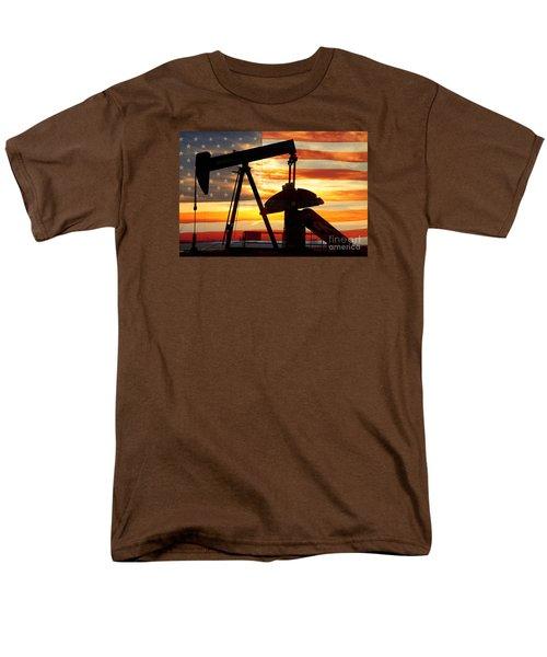 American Oil  Men's T-Shirt  (Regular Fit)
