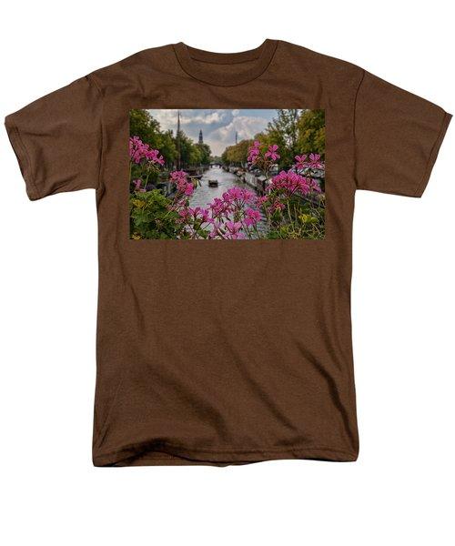Amsterdam Men's T-Shirt  (Regular Fit)
