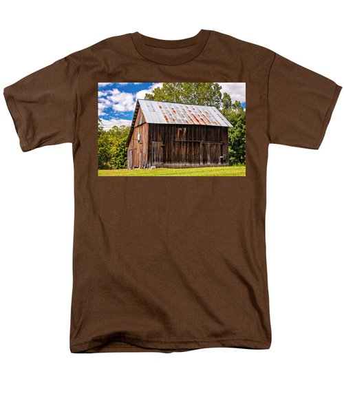 An American Barn 2 Men's T-Shirt  (Regular Fit) by Steve Harrington
