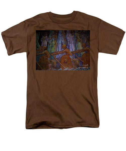 Men's T-Shirt  (Regular Fit) featuring the photograph Ancestry by Michael Krek